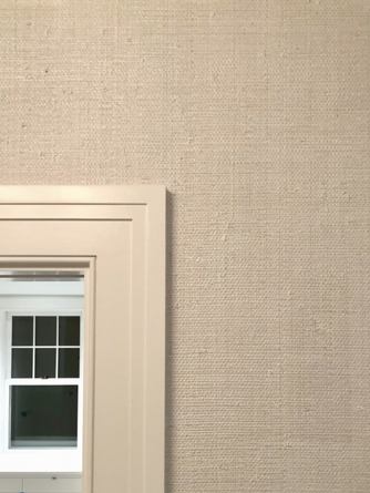 13.Textured wallcovering